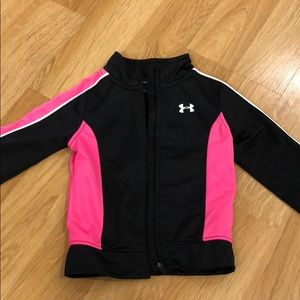 Other - Under armour full zip shirt